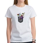 Pocket Wildflowers Women's T-Shirt
