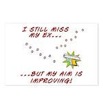 Still Miss My Ex..m is Improving Postcards (Pac