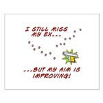 Still Miss My Ex..m is Improving Small Poster