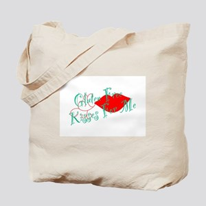 Gluten Free Kisses For Me Tote Bag