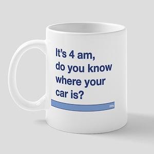 Alien quotes mugs cafepress repo man quote no name mug m4hsunfo