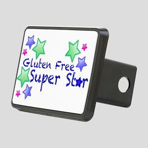 Gluten Free Super Star Rectangular Hitch Cover