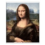 Mona Lisa Painting / Portrait Small Poster