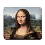 Mona Lisa Painting / Portrait Mousepad