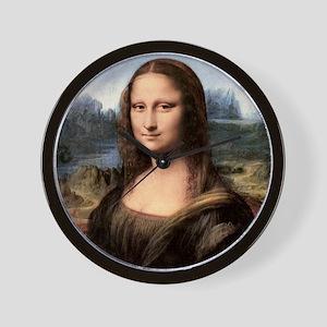 Mona Lisa Painting / Portrait Wall Clock