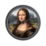 Mona Lisa Painting / Portrait Wall Clock