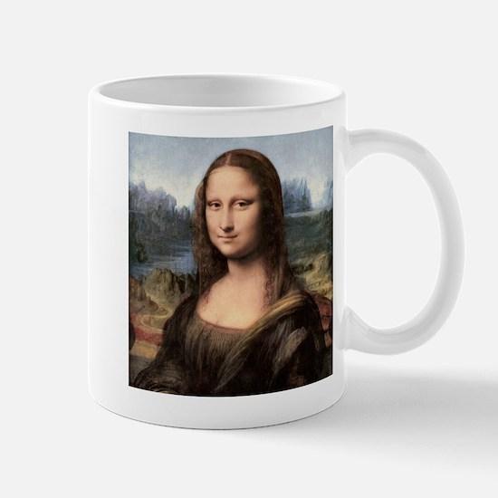 Mona Lisa Painting / Portrait Mug