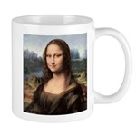 Mona Lisa Painting / Portrait Mug