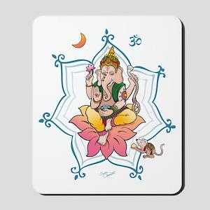 Sri Ganesha Mousepad