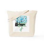 BREAK'N Retro 80s Tote Bag