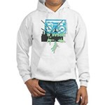 BREAKiN Retro 80s Hooded Sweatshirt