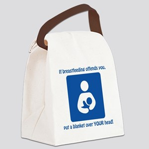 Breastfeeding Canvas Lunch Bag