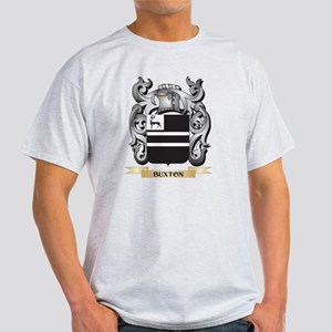 Buxton Family Crest - Buxton Coat of Arms T-Shirt