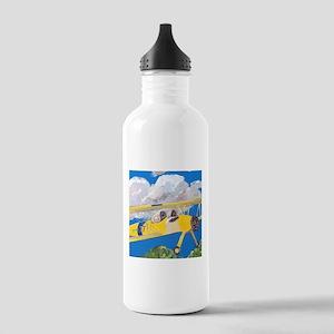 """Flight Crew"" Stainless Water Bottle 1.0"