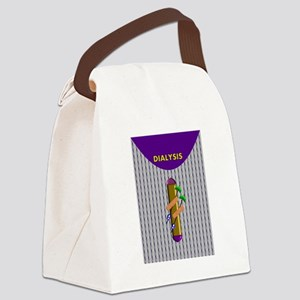 DIALYSIS CP IPHONE CASES 3 Canvas Lunch Bag