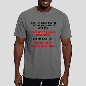 bathroomYard1D Mens Comfort Colors Shirt