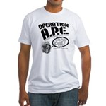 Operation A.P.E. Fitted T-Shirt