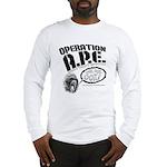 Operation A.P.E. Long Sleeve T-Shirt