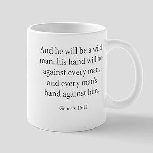 Genesis 16:12 Mug