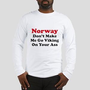 Norway Viking Long Sleeve T-Shirt