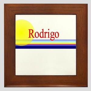 Rodrigo Framed Tile