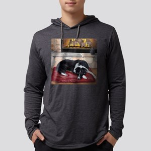2-A Place By The Fire tile coast Mens Hooded Shirt