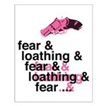 Fear & Loathing Small Poster (Limited Edition)
