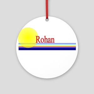 Rohan Ornament (Round)
