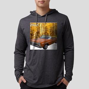 1965furyconvA Mens Hooded Shirt