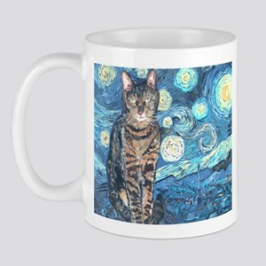 """Starry Night Life"" Mug"