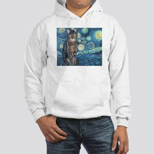 """Starry Night Life"" Hooded Sweatshirt"