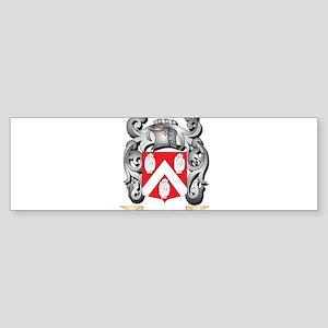 Byrne Family Crest - Byrne Coat of Bumper Sticker