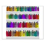 Soap Bottle Rainbow Small Poster