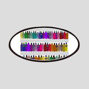 Soap Bottle Rainbow Patches