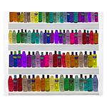 Soap Bottle Rainbow King Duvet