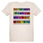 Soap Bottle Rainbow Organic Kids T-Shirt