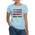 Soap Bottle Rainbow Women's Light T-Shirt
