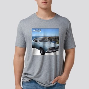 1968barracudaA Mens Tri-blend T-Shirt