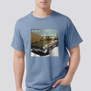 1968ramblerA Mens Comfort Colors Shirt