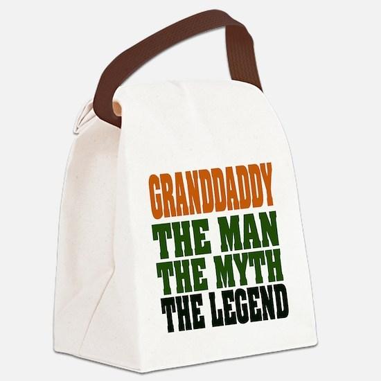 Grandaddy The Legend Canvas Lunch Bag