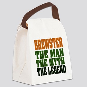 Brewster The Legend Canvas Lunch Bag