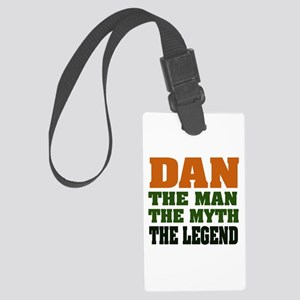 Dan The Legend Large Luggage Tag