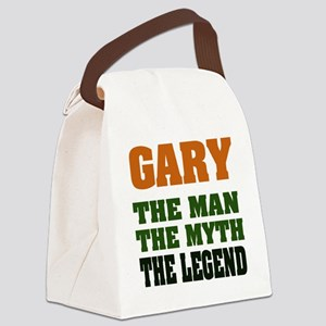 Gary The Legend Canvas Lunch Bag
