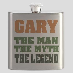 Gary The Legend Flask