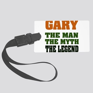 Gary The Legend Large Luggage Tag