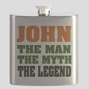 John The Legend Flask