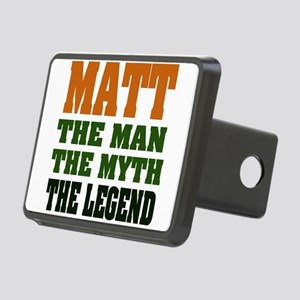 Paul The Legend Rectangular Hitch Cover