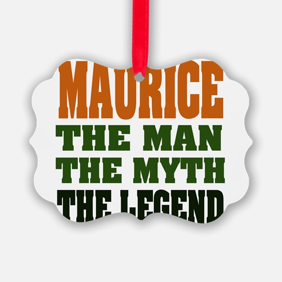 Maurice The Legend Ornament