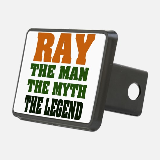 Ray The Legend Hitch Cover