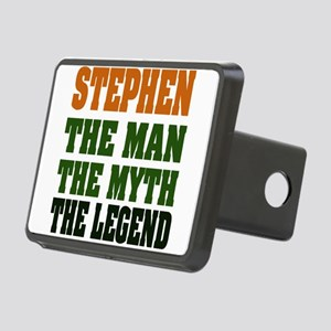 Stephen The Legend Rectangular Hitch Cover
